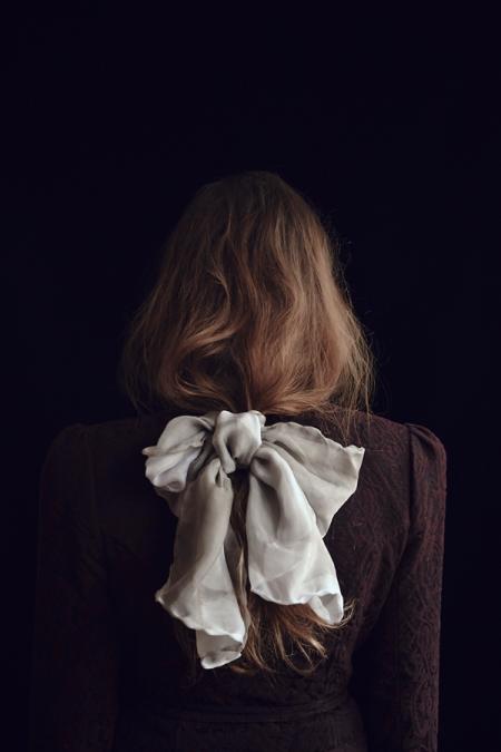 Làm điệu với khăn choàng
